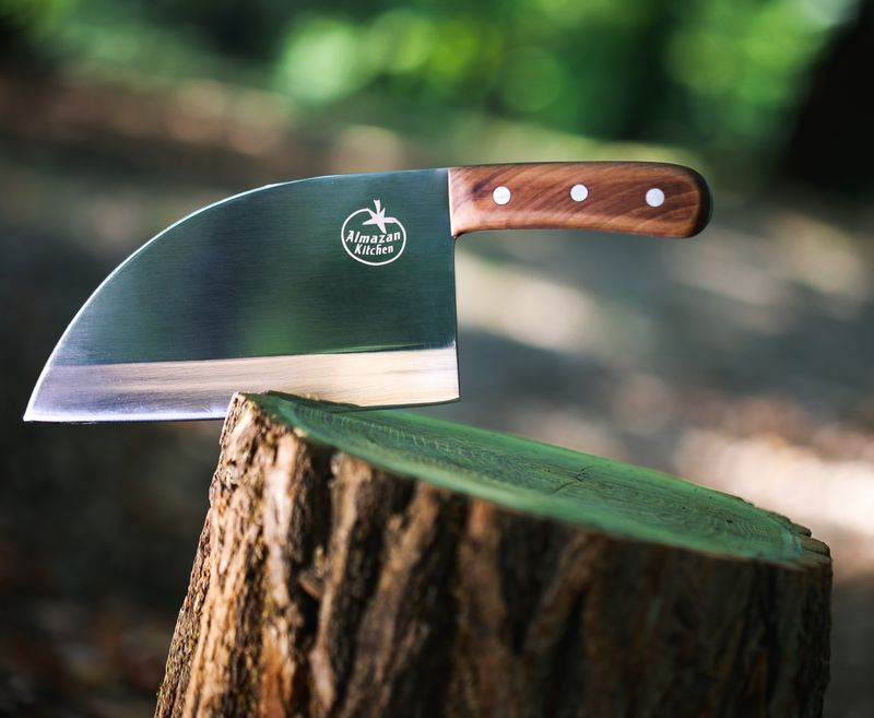 stainless steel knife nature